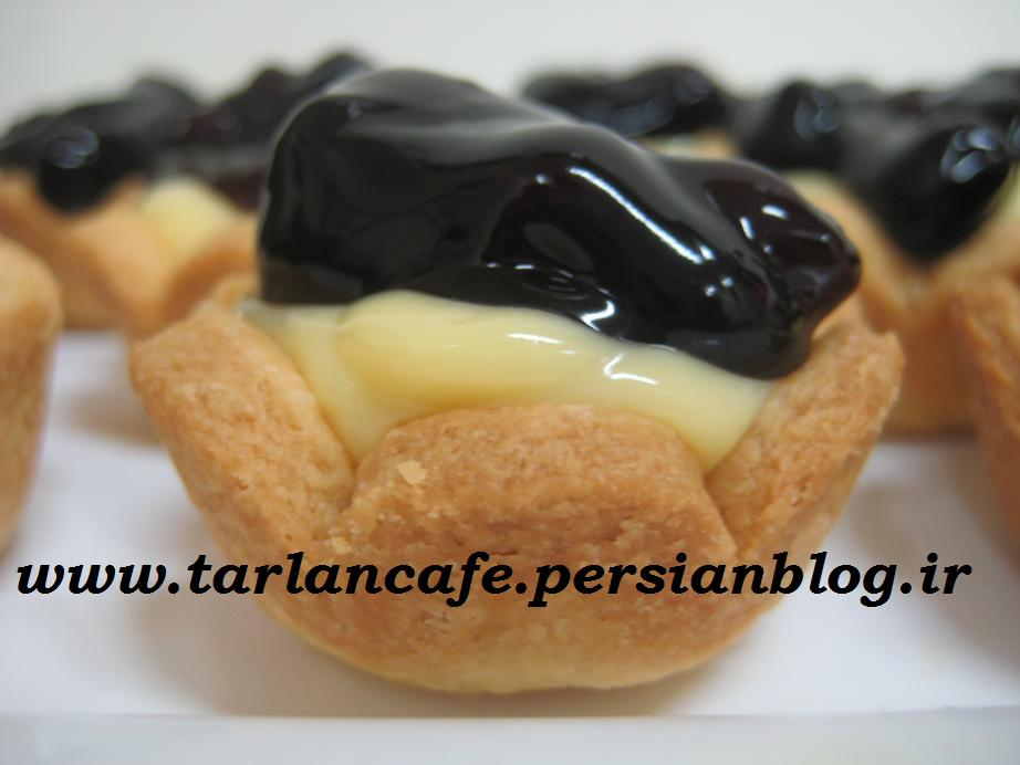 شیرینی - ترلان کافه