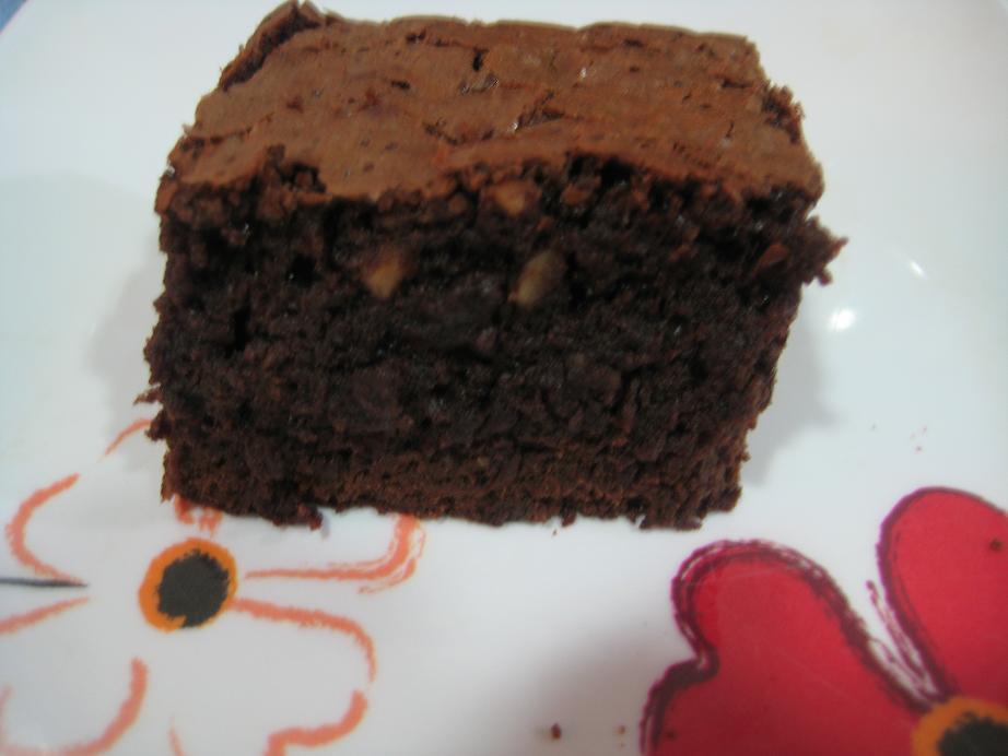 طرز درست کیک قلب برجسته طرز پخت کیک براونی – سایت آشپزی – دستور پخت غذا
