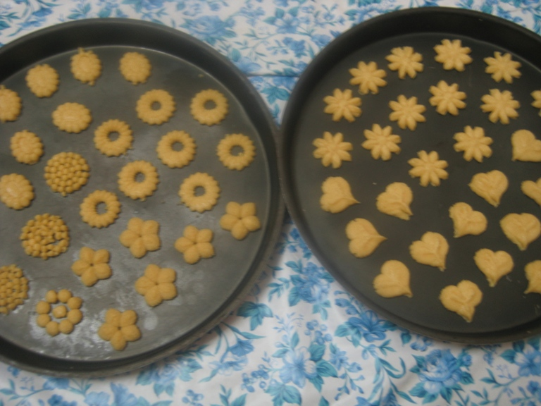 قبل از پخت